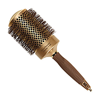 Olivia Garden NanoThermic Ceramic + Ion Round Thermal Hair Brush NT-64