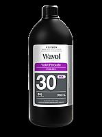 Wavol Violet Crème Peroxide Developer 30 VOL 990mL