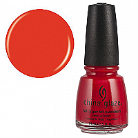 China Glaze Italian Red 14mL