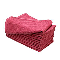 Beauty Decorator Towels  12pk - Mauve