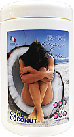 Hot Bod Italian Soft Waxes-1 Kg-Cool Coconut- Now $8.95!! Was $24.95