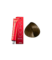 SCHWARZKOPF PROFESSIONAL IGORA ROYAL HAIR COLOR 7-0 MEDIUM BLONDE 60mL