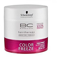 SCHWARZKOPF BC Bonacure Hairtherapy Color Freeze Treatment 200mL