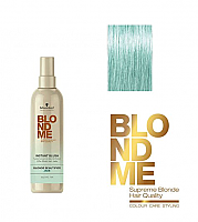Schwarzkopf Professional BlondME Instant Blush Jade 250mL