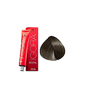 SCHWARZKOPF PROFESSIONAL IGORA ROYAL HAIR COLOR 7-1 Medium Blonde Cendre 60mL