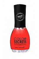 Color Secrets Nail Polish 15ml-Pure Vegan Nail Polish-DBP, Toulene & Formaldehyde Free-CSN 302-Head Over Heels
