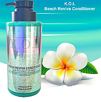 K.O.L Kiss Of Life Beach Reviva Conditioner with Sea Kelp Extract 1000mL