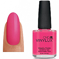 CND VINYLUX Weekly Polish - Pink Bikini 15mL