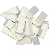 Cosmetic Applicator Sponges Latex Free Foam Wedges 30Pk