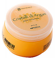 BRELIL BIO TRAITEMENT CRISTALLI D'ARGAN MASK DEEP NUTRITION