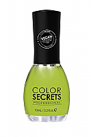 Color Secrets Nail Polish 15ml-Pure Vegan Nail Polish-DBP, Toulene & Formaldehyde Free-CSN 601 Great Expectations