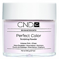 CND Perfect Color Powder - Intense Pink - Sheer - 3.7oz / 104g