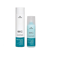 Schwarzkopf Bonacure Moisture Kick Shampoo 250ml & Conditioner 200ml