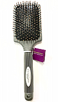 Ceramicare Cushioned Paddle Brush with Ceramic Tips