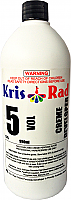 Kris n Rad Creme Peroxide Developer  990ml 5 Vol  - Made in Australia