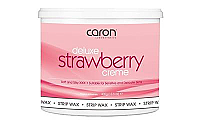 Caron Deluxe Strawberry Cr�me Strip Wax 400g
