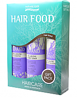 Natural Look Hair Food Expand Xmas Gift Pack