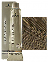 SCHWARZKOPF PROFESSIONAL IGORA ROYAL ABSOLUTES HAIR COLOR 6-05 Dark Blonde Natural Gold 60mL