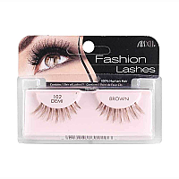 Ardell Fashion Lashes -102 Demi Brown