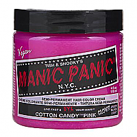 Manic Panic Cotton Candy Pink