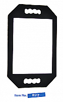 Rectangular Mirror-Large with Foam Cushion and 2 handles