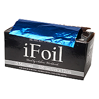 Desoto Aluminium Hairdressing Foil-100m roll (Blue)