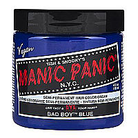 Manic Panic Bad Boy Blue