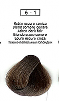 Nirvel ArtX 6-1 Ashen Dark Blonde 100g