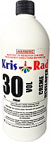 Kris n Rad Creme Peroxide Developer 990ml 30 Vol - Made in Australia