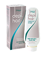 Natural Look Depil-Hair Reduction Body Milk 200mL