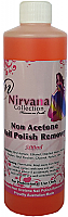 Nirvana Collection Non Acetone Nail Polish Remover-500ml