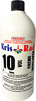Kris n Rad Creme Peroxide Developer 990ml 10 Vol - Made in Australia