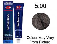 Indola Profession 90g - 5.00 INTENSE NATURAL LIGHT BROWN