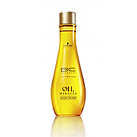 Schwarzkopf Bc Hair Therapy Oil Miracle Finishing Treatment 100ml
