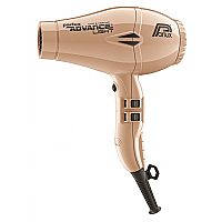 PARLUX ADVANCE LIGHT IONIC AND CERAMIC DRYER - LIGHT GOLD