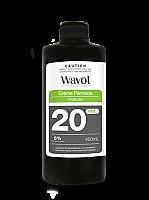 Wavol Crème Peroxide Developer 20 VOL 450mL