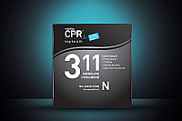 Vitafive CPR No Rinse Perm for Normal Hair