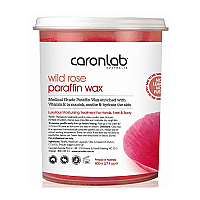 Caronlab Wild Rose Paraffin Wax 800g