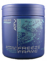 Freeze Frame (Natural Look) Superhold Styling Gel 500g
