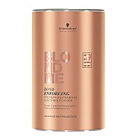 SCHWARZKOPF BLONDME BLEACH Bond Enforcing Premium Lightener 9+ Dust Free Powder 450g