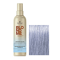 Schwarzkopf Professional BlondME Instant Blush Steel Blue 250mL