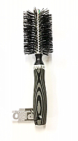 Luxor Thermal Zebra Collection - Nylon Zig Zag  Hair Brush BF210