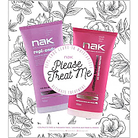 Nak Repl. Ends Moisturiser And Ultimate Treatment Repair Duo 2 X 150ml