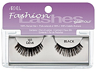 Ardell Fashion Lashes Glamour - 101 Demi Black