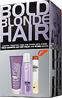 Fudge Bold Blonde Hair Gift Set