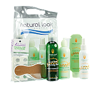 Natural Look Cool Feet Pedicure Retail Pack