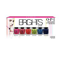 OPI Brights Mini Pack