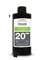 Wavol 20VOL CR�ME PEROXIDE 450ML