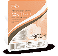 Natural Look Intensive Moisturising Peach Paraffin Wax 1kg