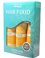 Natural Look Hair Food Intensive Gift Set 2016